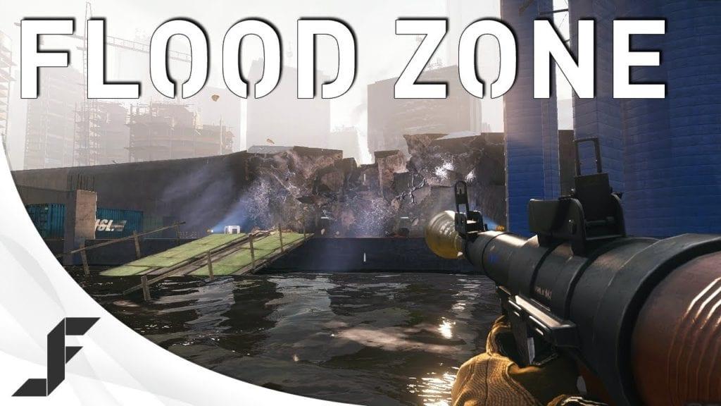 Battlefield 4 multiplayer Floodzone footage surfaces