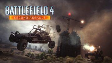 Battlefield 4 Second Assault trailer shows revamped BF3 maps