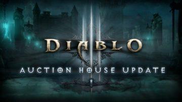 Blizzard to close Diablo 3 auction house