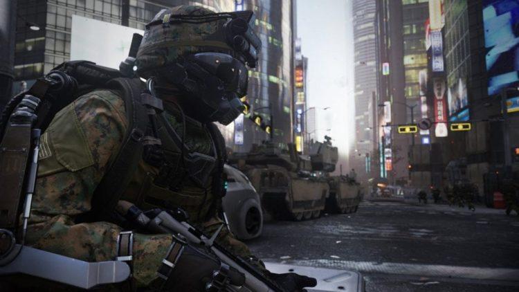 Call of Duty: Advanced Warfare has three collector's editions