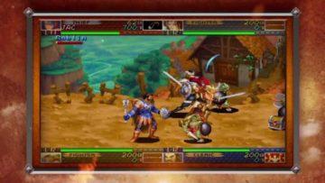 Capcom announces Dungeons & Dragons: Chronicles of Mystara bundle