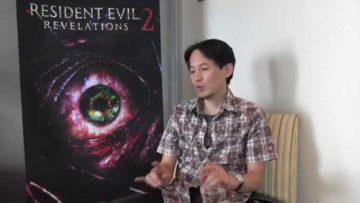 Capcom on Resident Evil Revelations 2's new Barry Burton