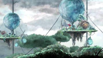 Child of Light's Lemuria trailer is storybook beautiful