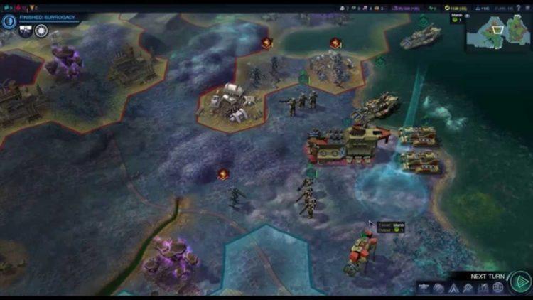 Civilization: Beyond Earth gameplay video is a Kraken watch
