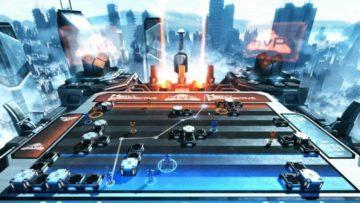 Cold balls: Mode7 reveals Frozen Endzone