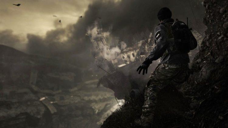 Collar Duty: latest Call of Duty: Ghosts trailer has a dog