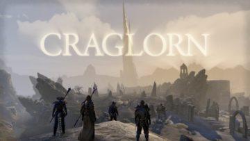 Craglorn is the first Elder Scrolls Online Adventure Zone
