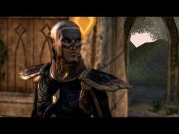 Create freaks in The Elder Scrolls Online character creation video