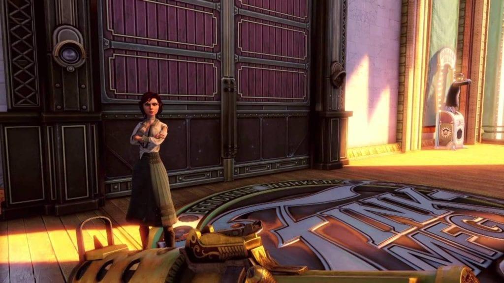 Creating Bioshock Infinite's Elizabeth Vidoc