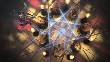 Demoneyesed: The Dark Eye – Demonicon certainly looks like a fantasy game