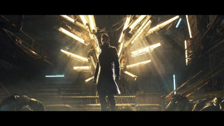 Deus Ex: Mankind Divided trailer includes some familiar names