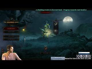 Diablo 3 devs discuss possible self-found mode and ladder
