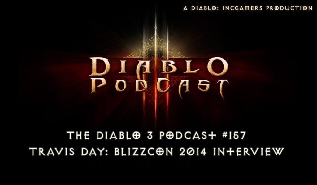 Diablo 3 interview with Travis Day Part 2 – Also in audio format