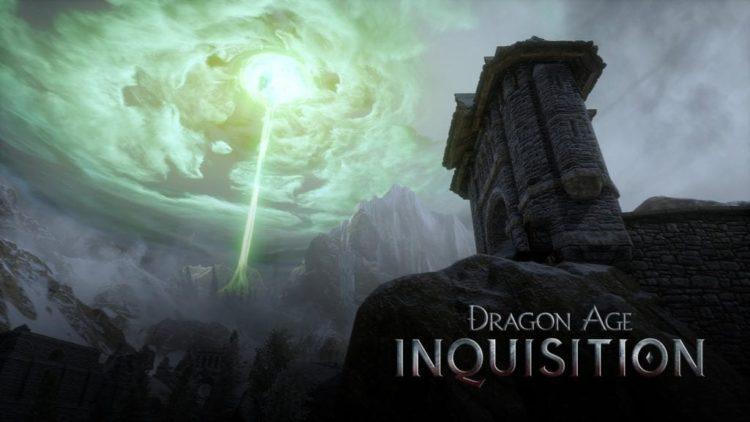 Dragon Age: Inquisition trailer shows some pretty scenery