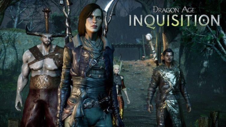 Dragon Age: Inquisition trailer shows more Iron Bull, Sera and Dorian