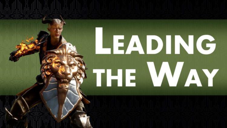 Dragon Age: Inquisition's Alex Regan talks about voicing the protagonist
