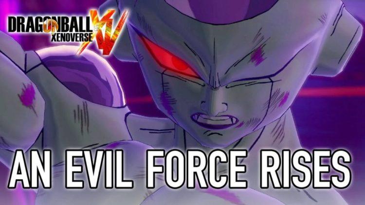Dragon Ball Xenoverse gets a very lengthy Villainous trailer