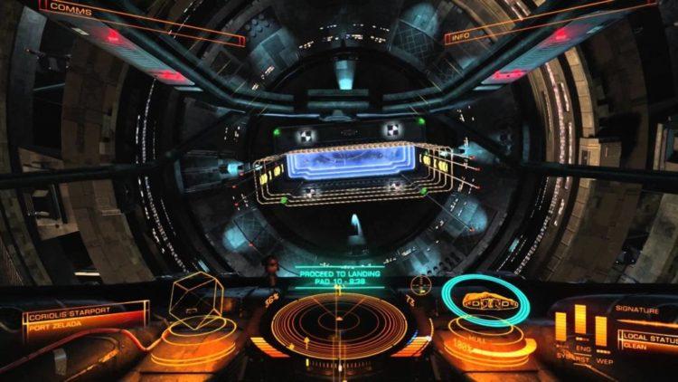 Finding the optimal Elite Dangerous HUD colours for the Oculus Rift