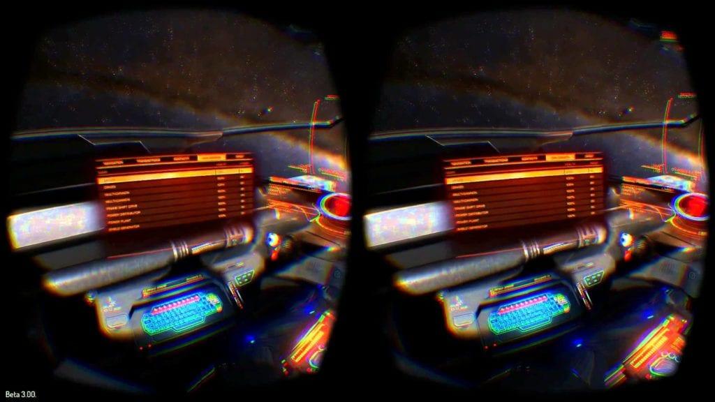 Elite: Dangerous and Star Citizen Oculus Rift DK2 impressions