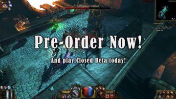 Ensnare beta access if you pre-order The Incredible Adventures of Van Helsing