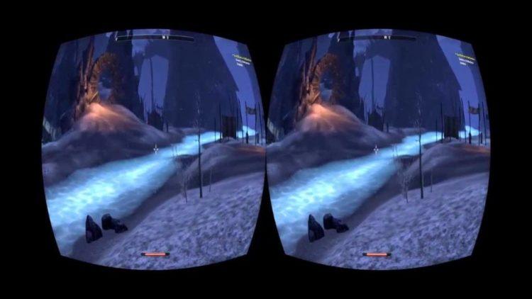 Enterprising coder gets Oculus Rift working on Elder Scrolls Online