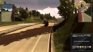 Euro Truck Simulator 2 mod adds multiplayer