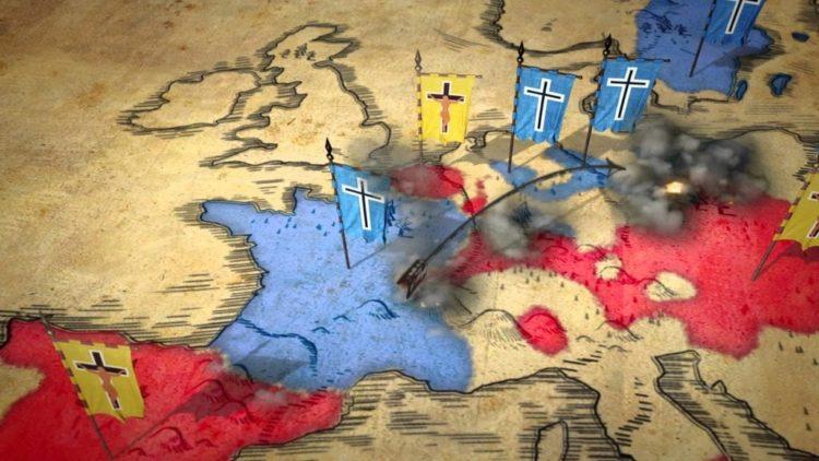 Europa Universalis IV: Art of War DLC revealed