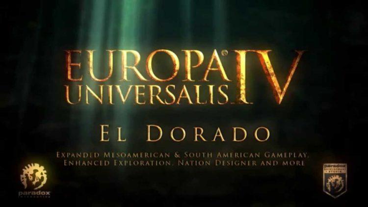 Europa Universalis IV El Dorado expansion announced