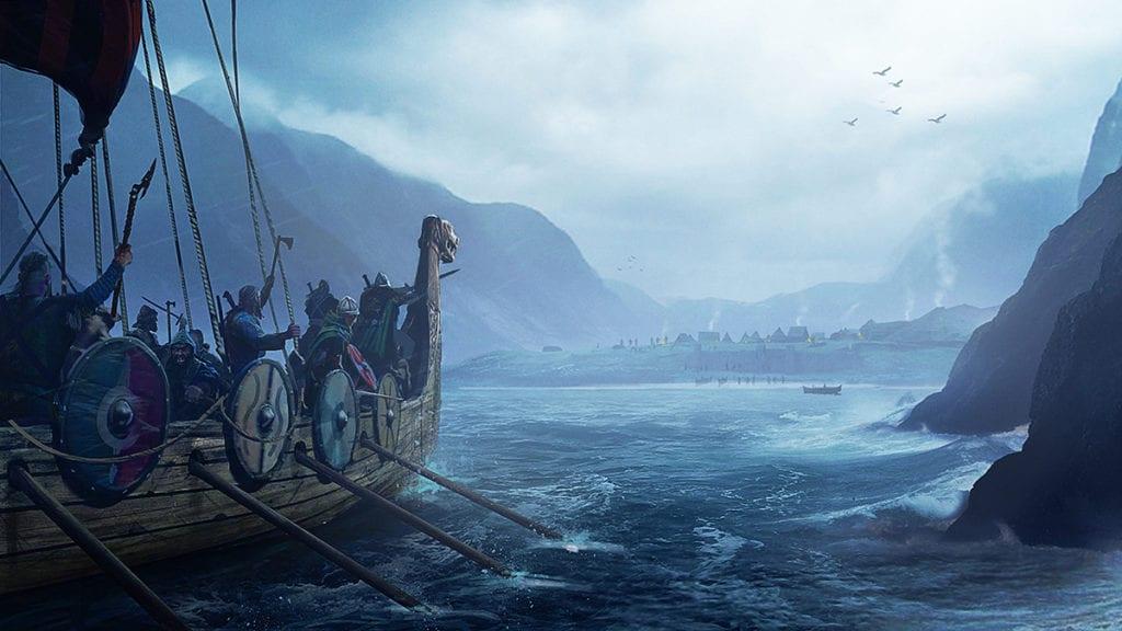 fantasy landscape wallpaper pack