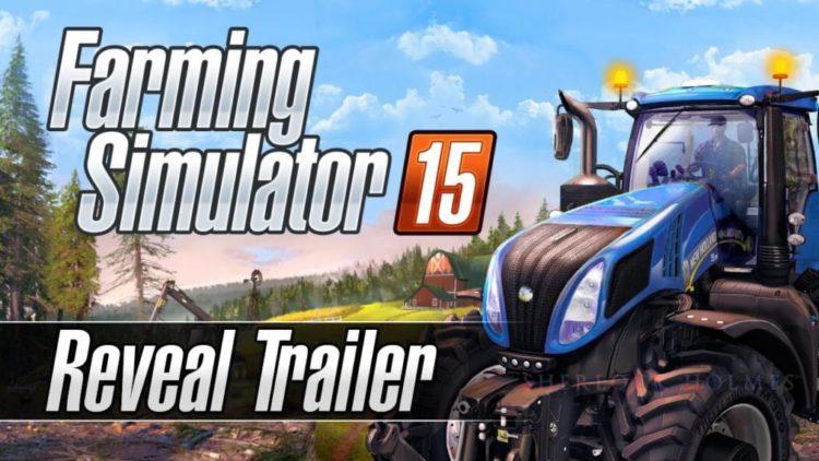 Farming Simulator 15 release date ploughs ahead in October