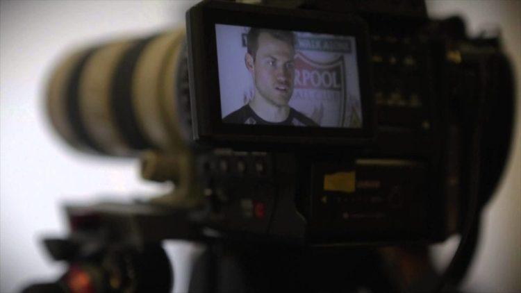 FIFA 15 Liverpool video shows us Joe Allen's shiny virtual face