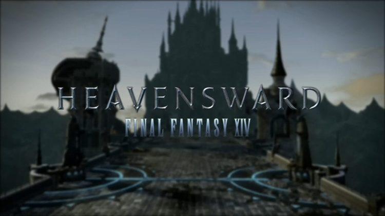 Final Fantasy XIV going Heavensward in June