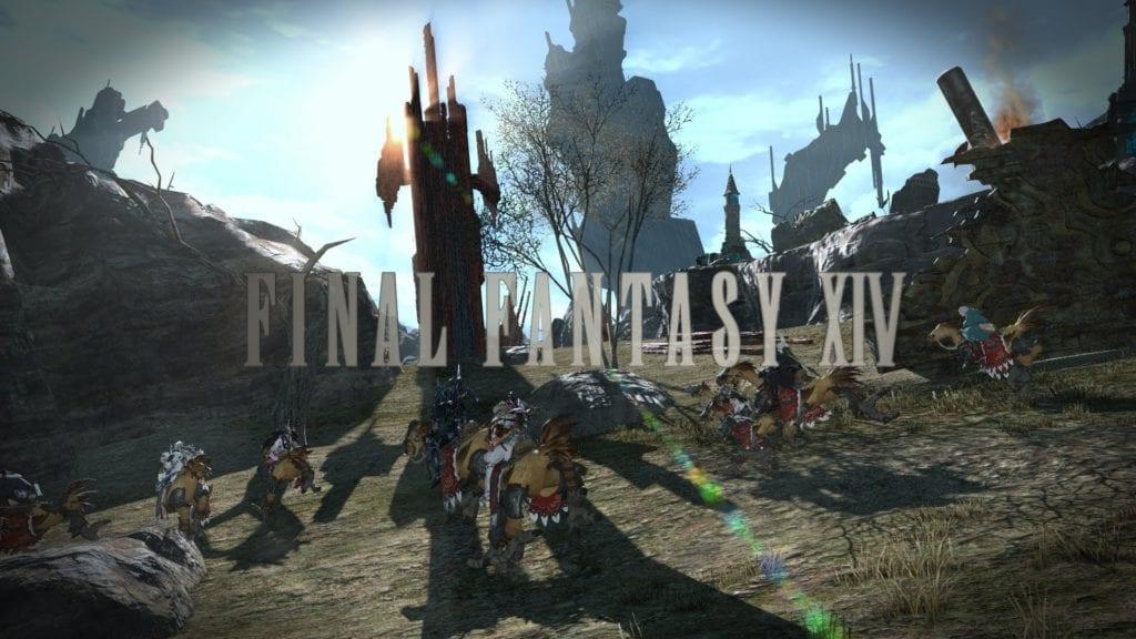 Final Fantasy XIV trailer gets a bit primal