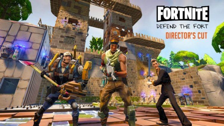 Fortnite alpha test kicks off today