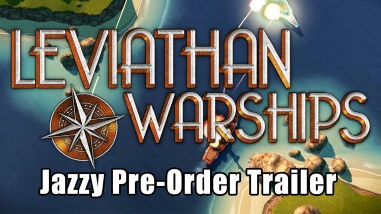 Free Jazz Boatman DLC coming to Leviathan: Warships