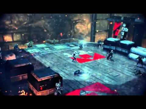 Free space ninjas: Warframe is now in open beta