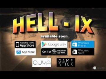 Fueling on funding: Desert Strike-alike Hell-IX lands at Kickstarter