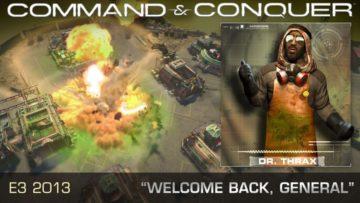 General disorder: Command & Conquer E3 trailer