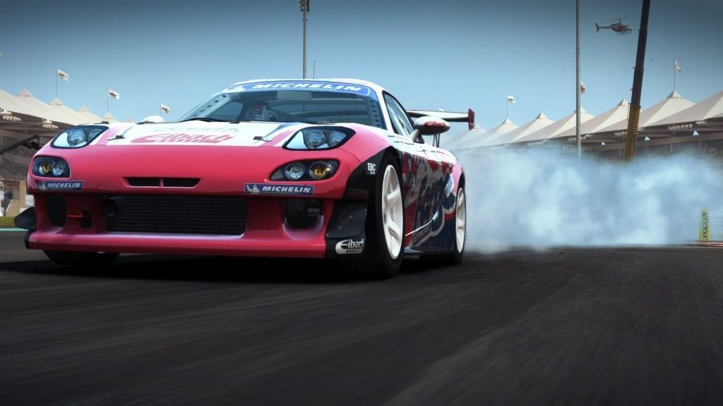 GRID Autosport video discusses the drift-y Tuner discipline