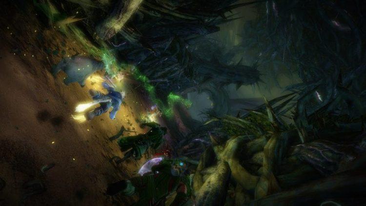 Guild Wars 2 Tangled Paths trailer teases egg hunt
