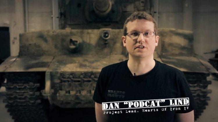 Hearts of Iron IV talks tanks in teaching trailer