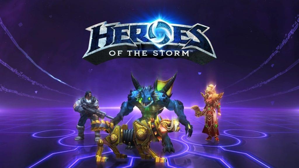 RedDit Heroes of the Storm