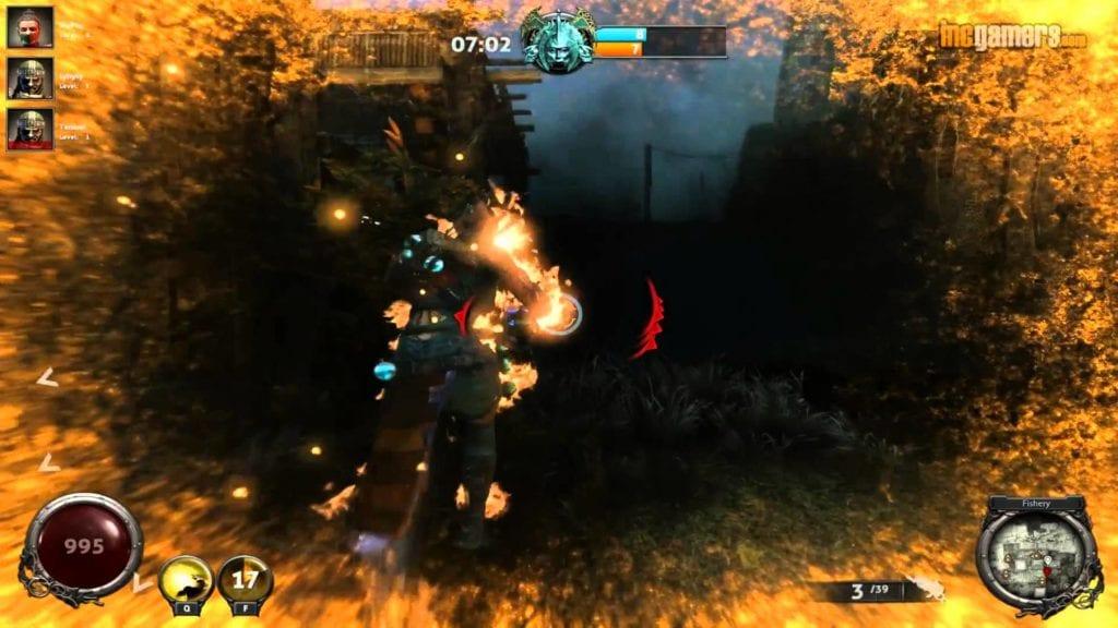 IncGamers Plays Nosgoth