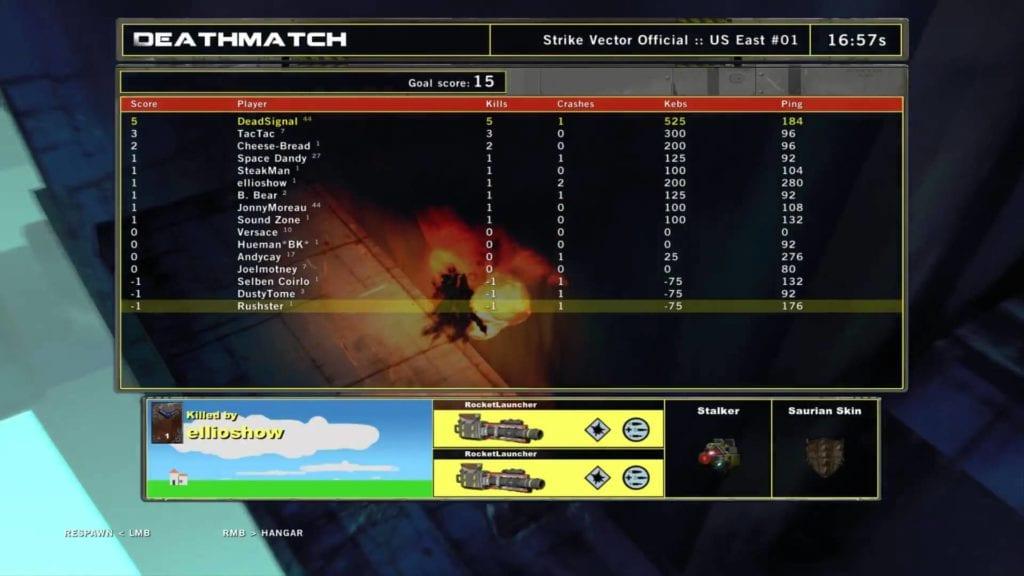 IncGamers Plays Strike Vector