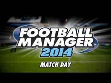 It's a Football Manager 2014 Match dev video blog