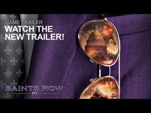 Johnny got his gun: Johnny Gat returns in Saints Row 4