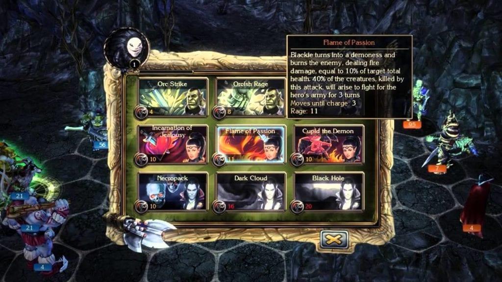 King's Bounty: Dark Side gets demonic in August