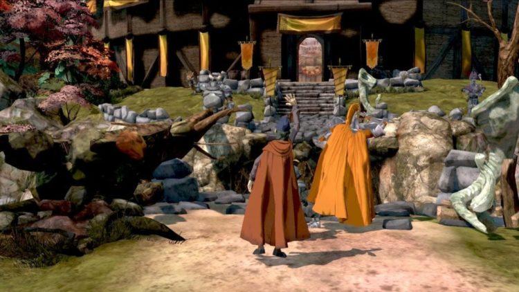 King's Quest trailer peeks behind-the-scenes