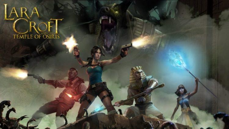 Lara Croft and the Temple of Osiris revealed