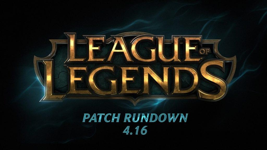 League of Legends Patch 520 Release Date